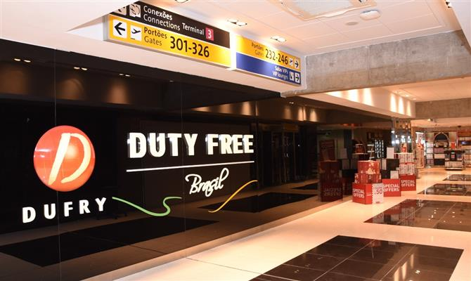 Dufry ter megastore no terminal 2 do gru airport for Mobilya megastore last minute