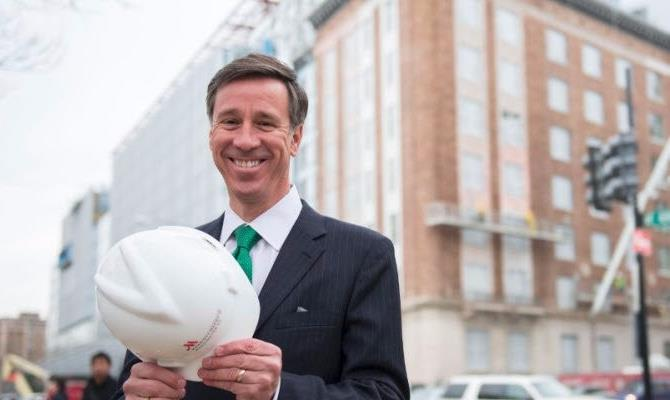 Arne Sorenson, da Marriott International