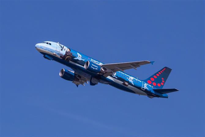 Brussels Airlines, membro Star Alliance
