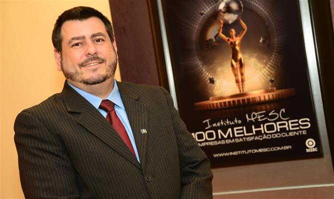 Luiz Rocha, CEO do Instituto Mesc