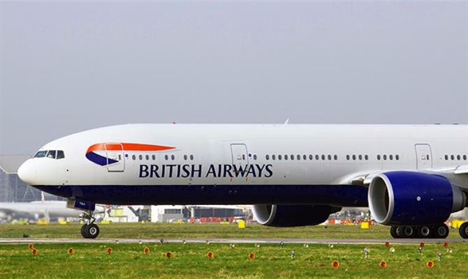 British Airways está no grupo