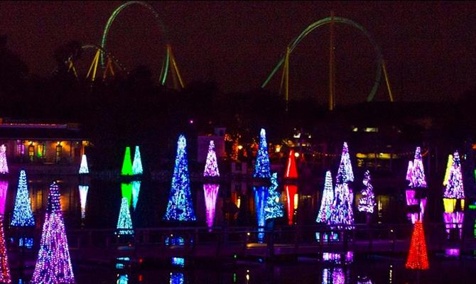 No Sea World, pacotes de natal garantem lugar especial nos shows
