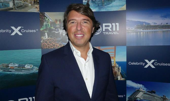 CEO da R11 Travel, Ricardo Amaral