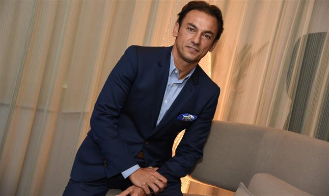 Patrick Mendes, presidente da Accor Hotels na América do Sul