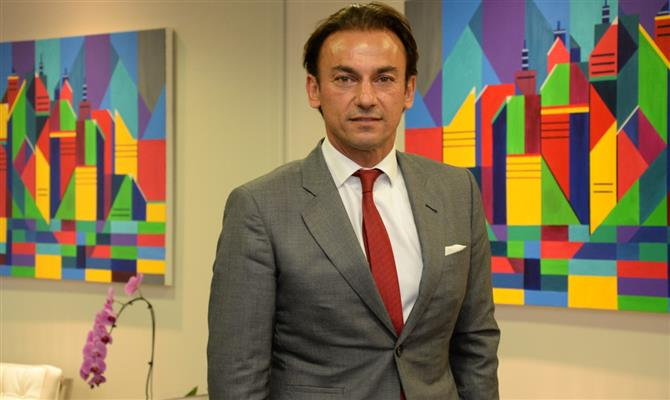 Patrick Mendes assume como chief commercial officer da Accor em Paris