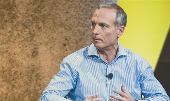 Glenn Fogel, CEO da Booking Holdings