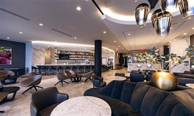 Novo Polaris Lounge