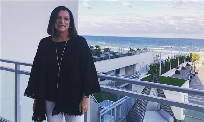 Dana Young, nova CEO e presidente do Visit Florida
