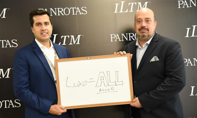 Para Paulo Frias, da Accor, e Michael Nagy, do Fairmont Copacabana-RJ, luxo significa