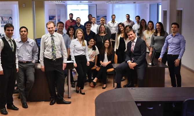 Equipe Discover the World