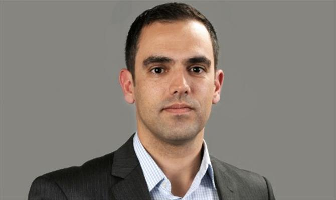 Robson Martins, gerente de Marketing da rede Laghetto Hotéis