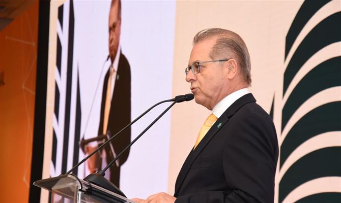 Orlando de Souza, presidente executivo do Fohb