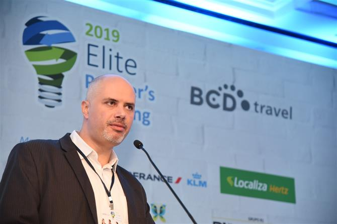 Gabriel Domingues, da BCD Travel