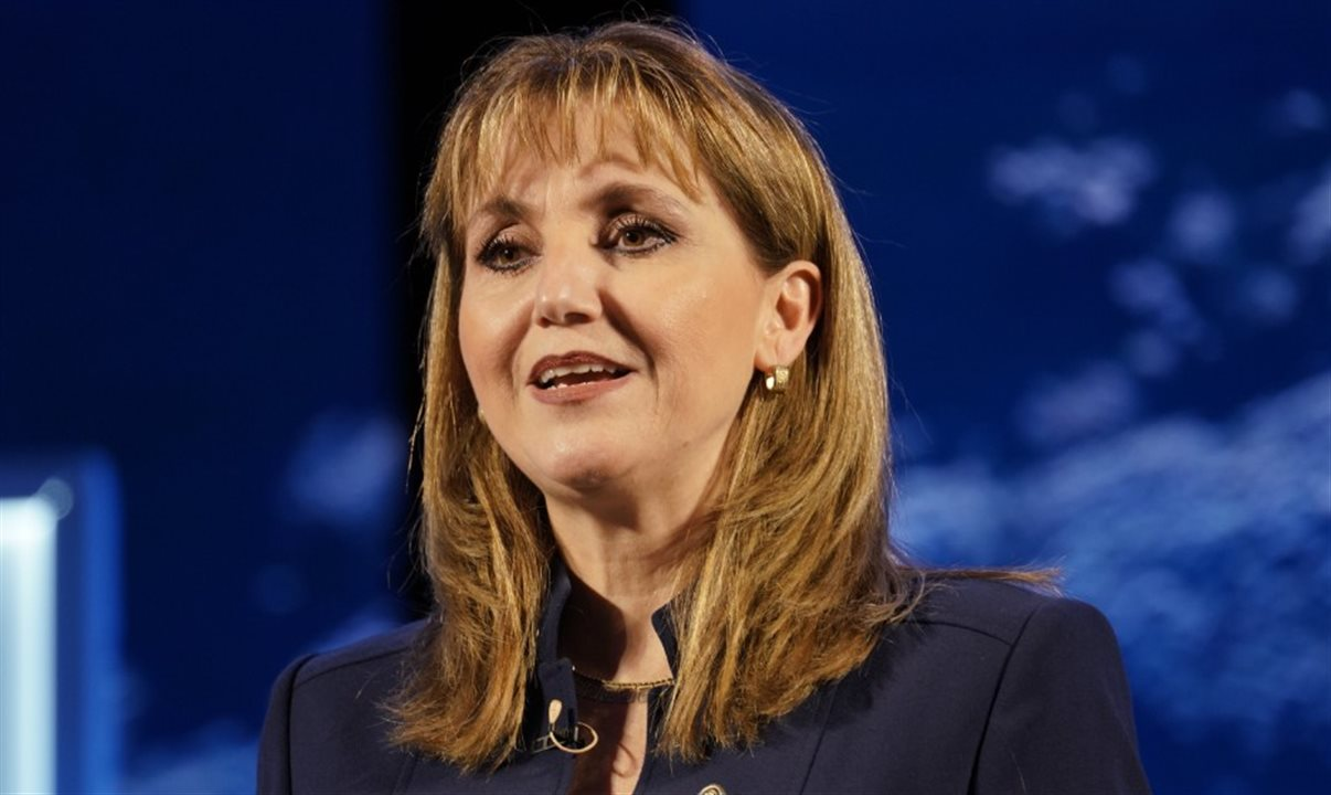 Gloria Guevara Manzo, CEO do WTTC