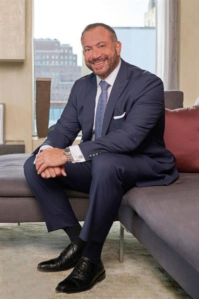 Gregory Habeeb, presidente da WorldHotels na América do Norte