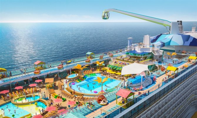 Odyssey of the Seas, da Royal Caribbean