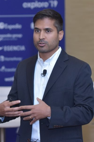 Abhijit Pal, líder de Pesquisa do Expedia Group