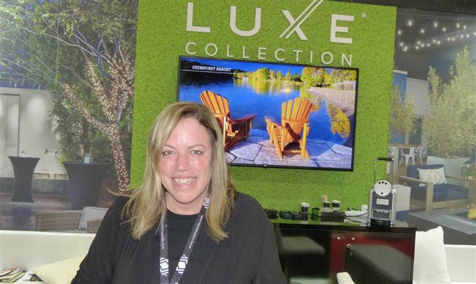 Lisa Hollenberg, da Luxe Collection