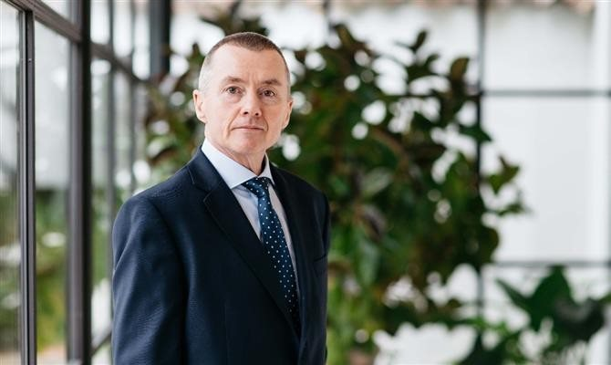 Willie Walsh, que assumirá o posto de CEO da Iata em abril de 2021