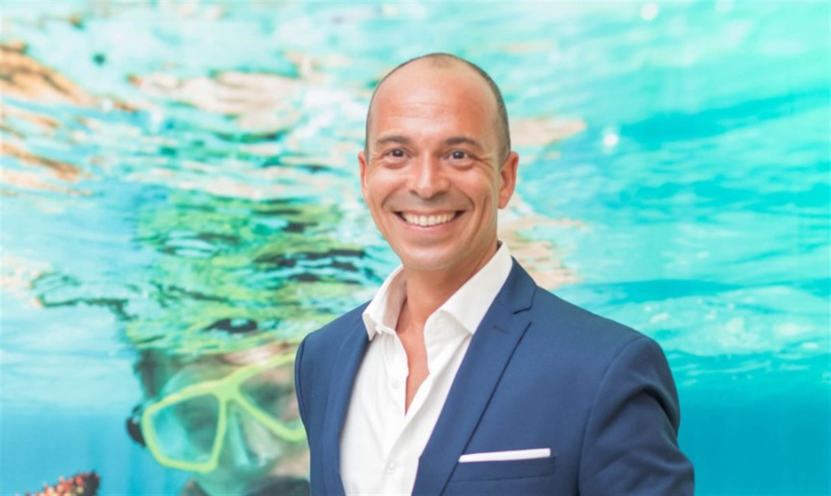 Nuno Sales da Ponte, novo diretor da Expedia Travel Partners Group no Brasil