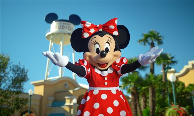 Minnie no Walt Disney Studios Park