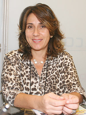 Claudia Pagnano, presidente do Instituto Gol e vice-presidente de Mercado da Gol